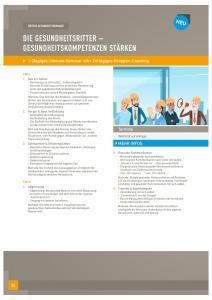 thumbnail of Seminar-Gesundheitsritter