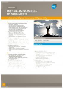 thumbnail of Seminar-Selbst-Zeitmanagement-Samurai-Prinzip