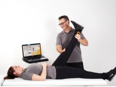 Muskelfunktionstest im Betrieb