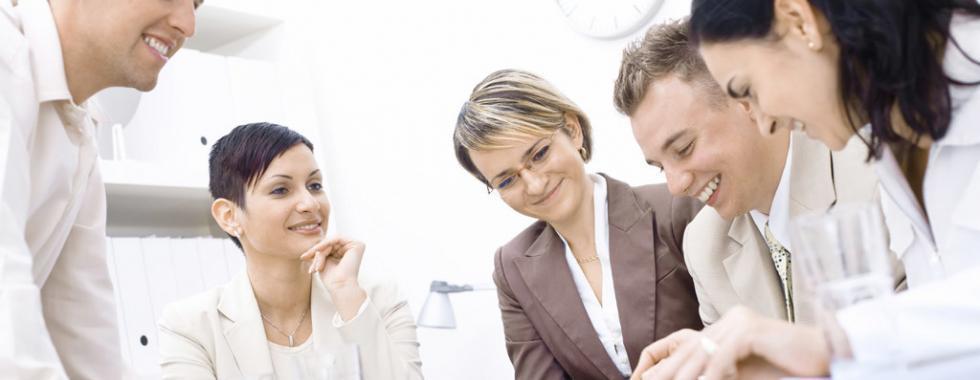 Moderation von Gesundheitszirkeln im Betrieblichen Gesundheitsmanagement