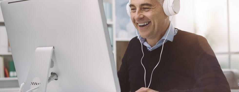 Webinar: Virtuelle Führung – gesund & effizient im Home-Office